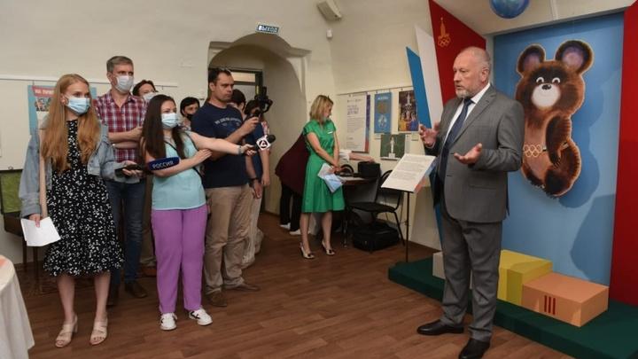 Во Владимире открылась выставка советских детских игрушек