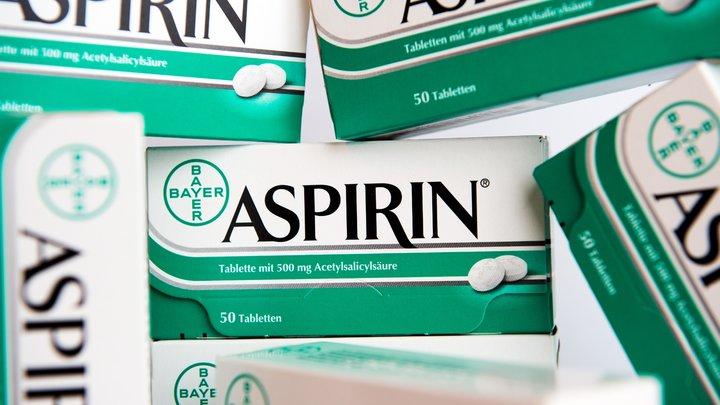 Аспирин в малых дозах может снизить риск заболевания раком