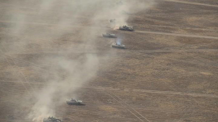 Звуки войны можно услышать через границу: Польше и Литве предсказали нападение России