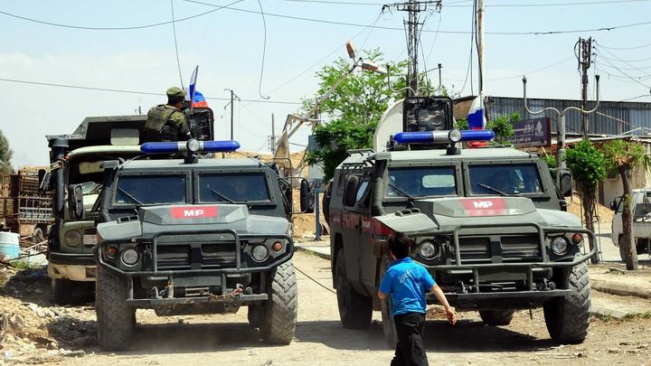 Все военные в безопасности: ЦПВС опроверг обстрел российской полиции турками