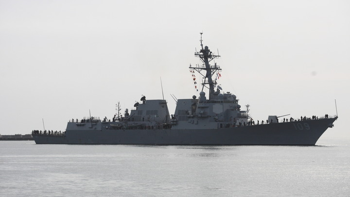 Зачем Украине базы в Чёрном море? Они позволят США и Британии нарушить Конвенцию Монтрё - Леонков