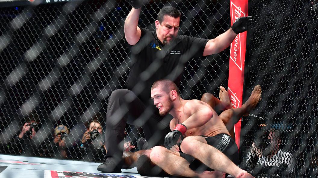 Нурмагомедов не приедет на турнир UFC в Россию
