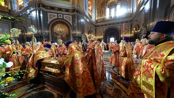 Кроме субботы: Русская Церковь обратилась с просьбой к паломникам Москвы и Подмосковья