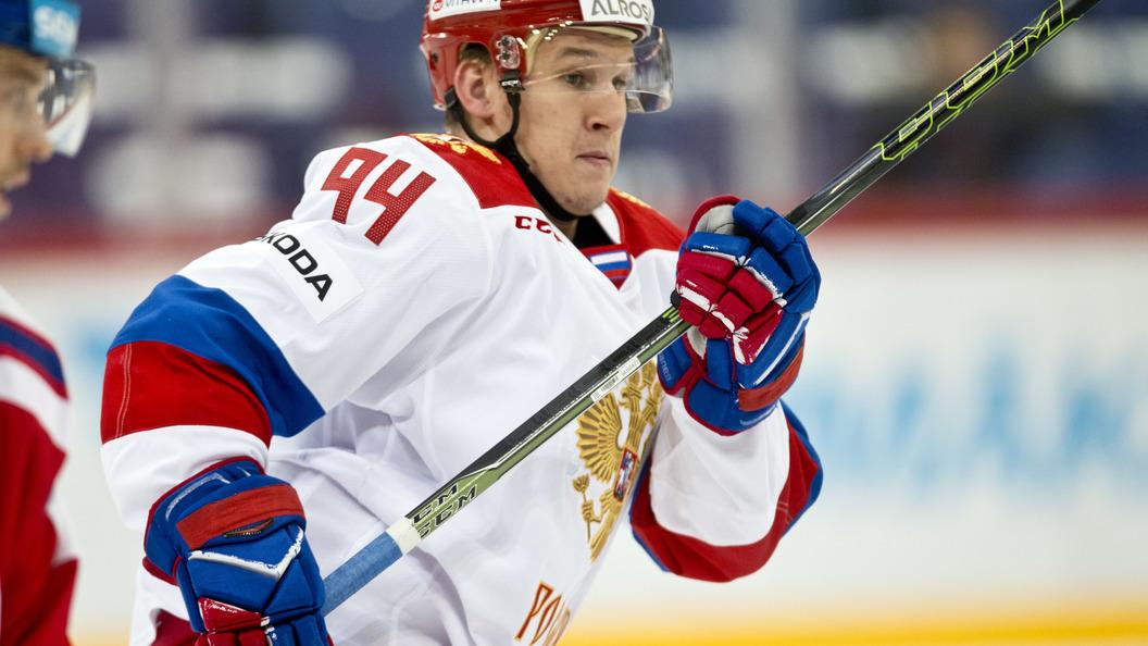 Русские хоккеисты проиграли четвёртый матч подряд в Еврохоккейтуре