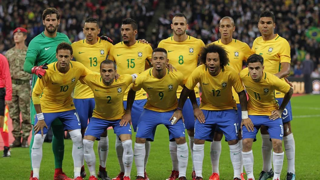 Координатор сборной Бразилии: «Сборная Россия поманере игры схожа наАнглию»