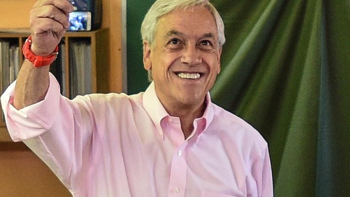 Поздравляю, господин президент: Новым главой Чили стал политик-миллиардер
