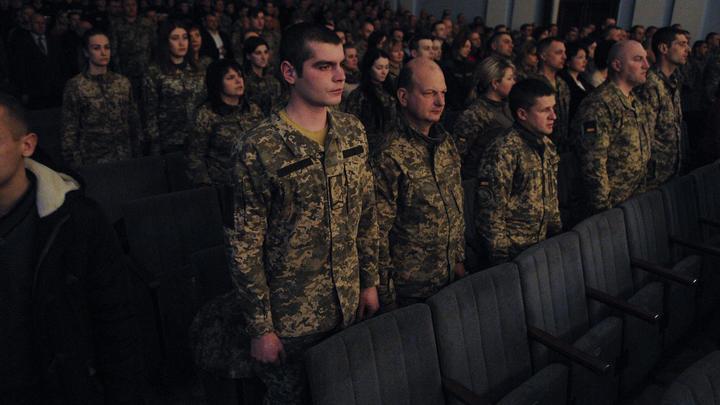 «Половина бойцов ВСУ мечтают сбежать»: в Киеве рассказали об истинном состоянии армии