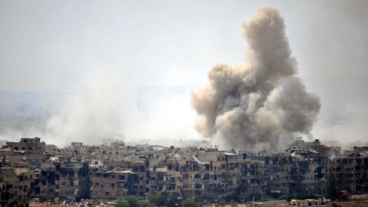 Их громят по частям: Минобороны рассказало о зачистке боевиков в пригороде Дамаска