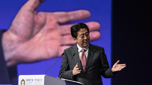 Премьер Японии предложил миру заплатить КНДР за отказ от ядерного оружия