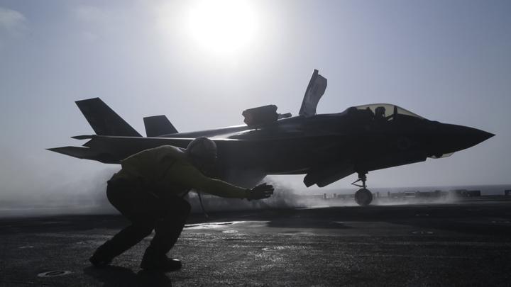 Американские F-35 усомнились в своем «плаще-невидимке» перед сирийскими С-300