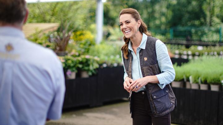 Она может меня рассмешить: Стало известно, почему принц Уильям выбрал Кейт Миддлтон