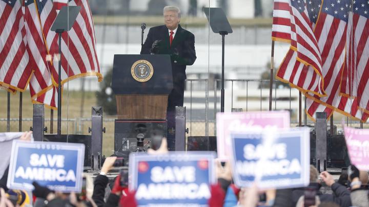 Мужик явно завёлся: Для Трампа уготовили убийственную перспективу