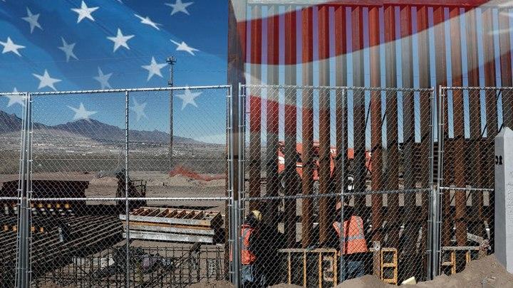Трамп возвращает США контроль над южной границей