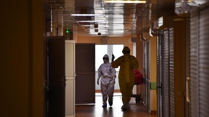 38-летний мужчина и ещё пять человек умерли от коронавируса в Новосибирской области