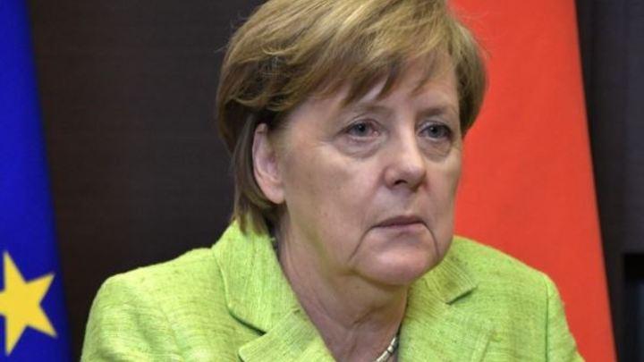На закате карьеры Меркель снова набросилась на Беларусь