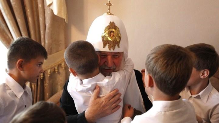Дети Патриарха: Право на жизнь для русских младенцев