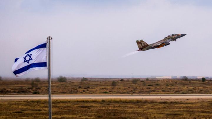 Новая схема сотен невинных жертв: Израильские лётчики опять прикрылись самолётом