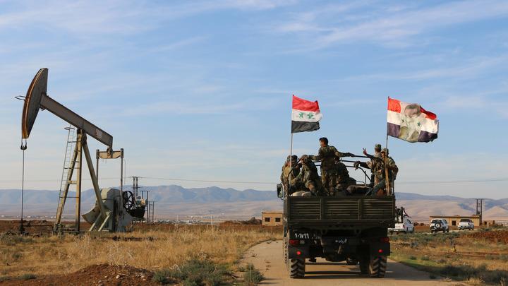 Это разбой и грабёж: Россия потребовала от США вернуть сирийцам нефтяные месторождения