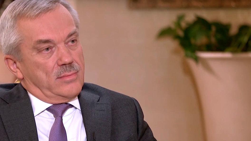 Защита земли по рецепту губернатора Белгородской области Евгения Савченко