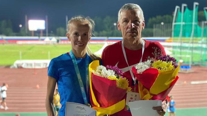Спортсмены из Подмосковья завоевали 32 медали на чемпионате России по легкой атлетике