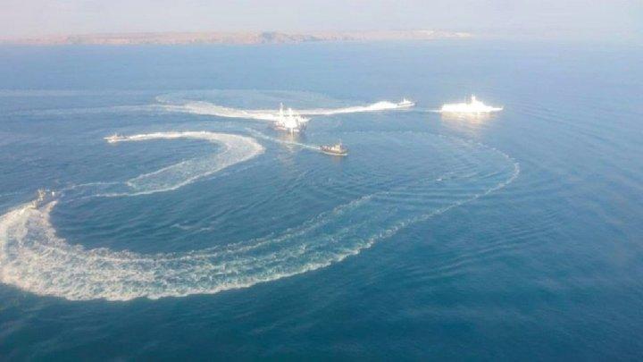 Лавров предупреждал: Группировка боевых кораблей Украины вышла из Одесского порта
