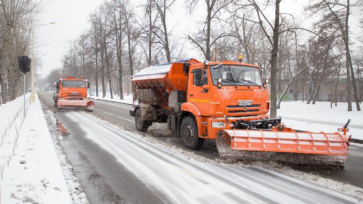 До 15 ноября закрыт участок трассы М-4 Дон под Краснодаром