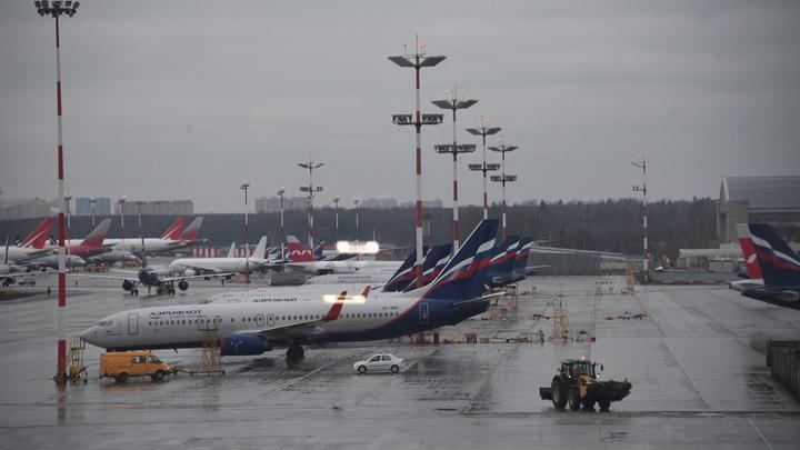 Зевая, раскаивался: Пассажир рейса Калининград - Москва устроил дебош