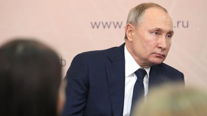 В первые же минуты визита Путина глава МИД Израиля сказал главные слова: