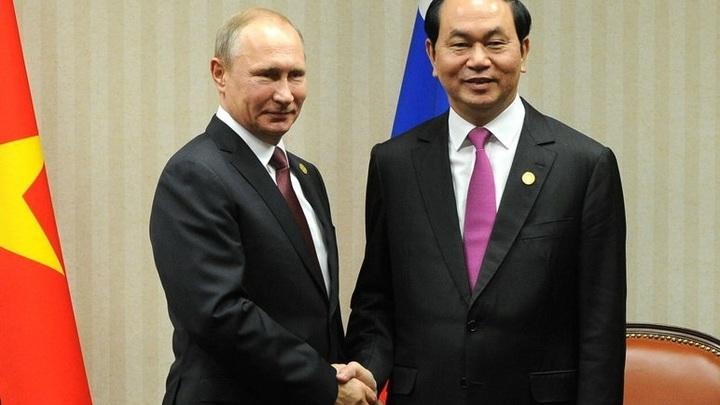 Владимир Путин посетит саммит АТЭС во Вьетнаме