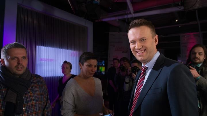 Навальный получил «желанный отпуск» на 30 суток в спецприемнике