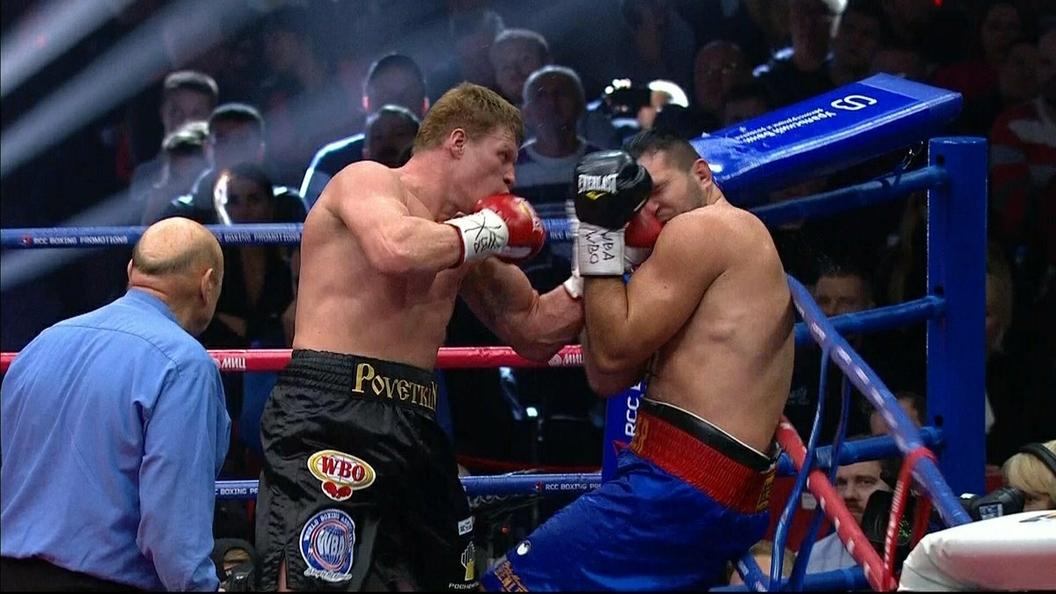 WBA напомнила Джошуа, что онобязан провести бой сПоветкиным