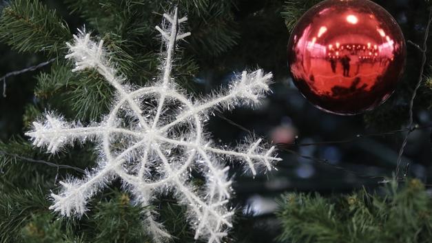 Синоптики не гарантируют москвичам снежных сугробов на Новый год