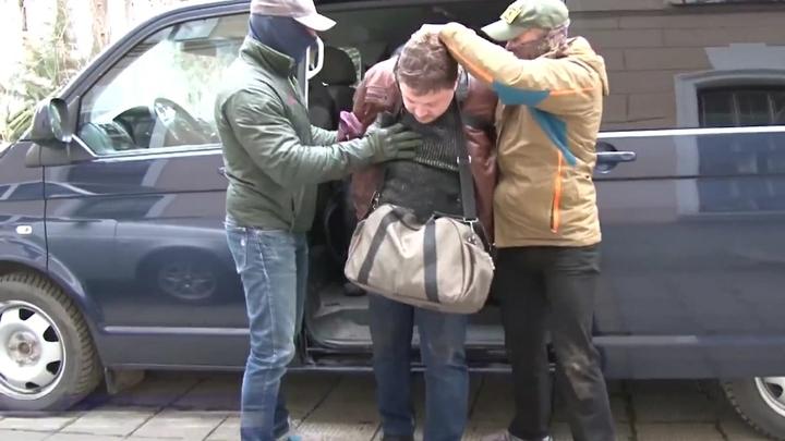 Подозреваемого в шпионаже против России украинца отправили в камеру на два месяца