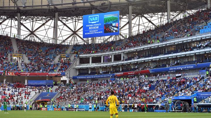 УЕФА анонсировал введение системы видеоповторов в Лиге чемпионов