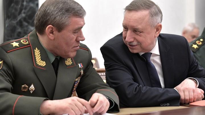 Россия предотвратила распад Сирии и возвращает людям веру - глава Генштаба