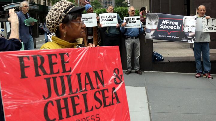 МЫ/Я Джулиан Ассанж будет? Соловьёв о согласии Британии выдать США создателя WikiLeaks