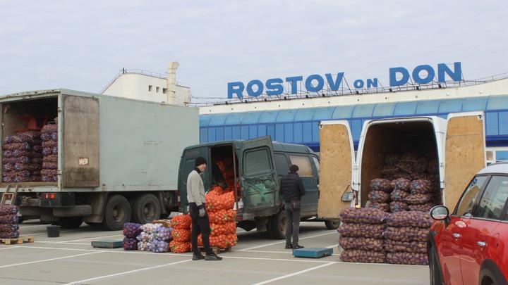 Охрану ярмарки, организованной для торговцев с закрытых аксайских рынков, оценили в 5,5 млн рублей