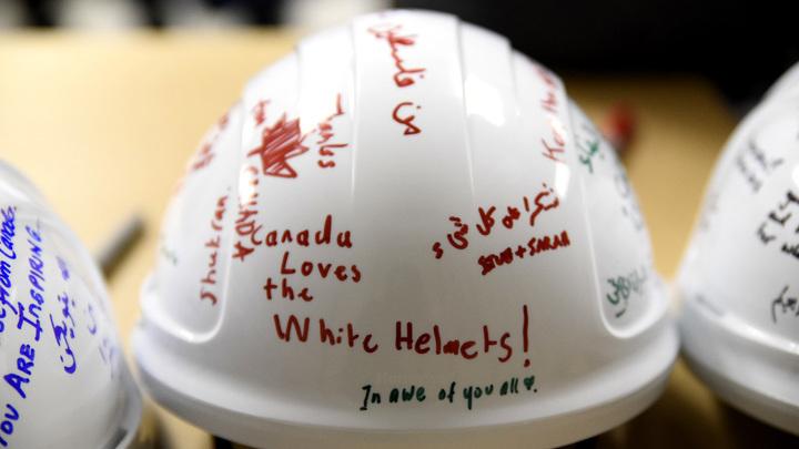 В Пентагоне вновь заговорили о «героизме» сирийских «Белых касок»
