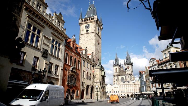 Чехия просит мира с Россией: Прага направила в Москву ноту о нормализации отношений