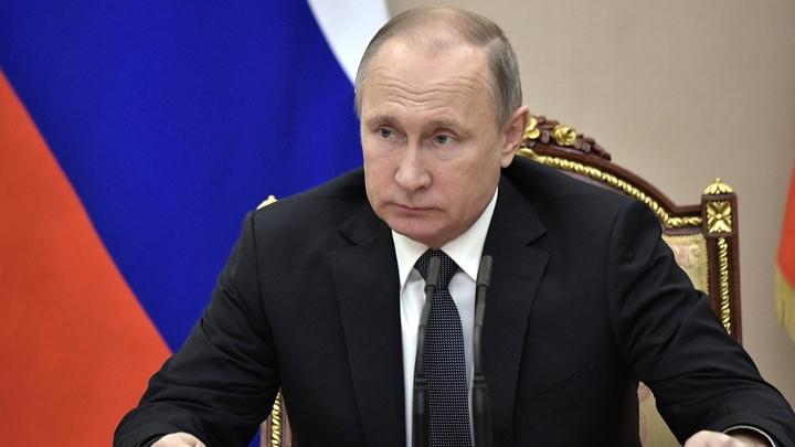 Олимпиада без гимна и флага не попала в график Владимира Путина