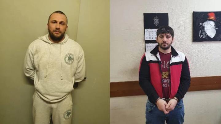 В Петербурге задержали двух налетчиков, которые жестоко расправились с бизнесменом