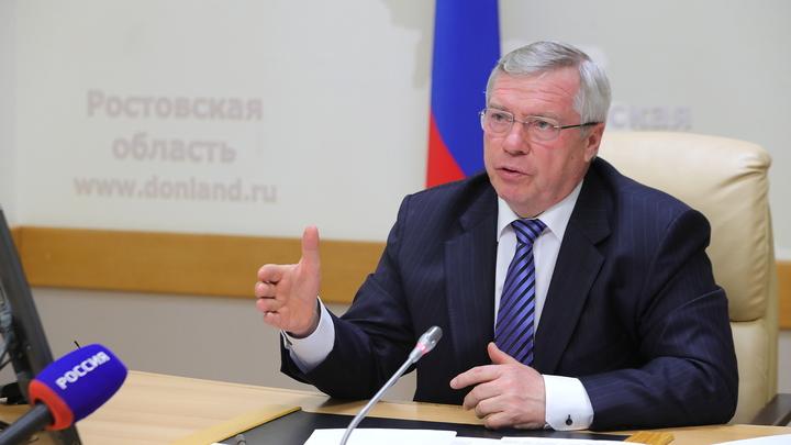 Голубев анонсировал очередное ослабление коронавирусных ограничений в Ростовской области