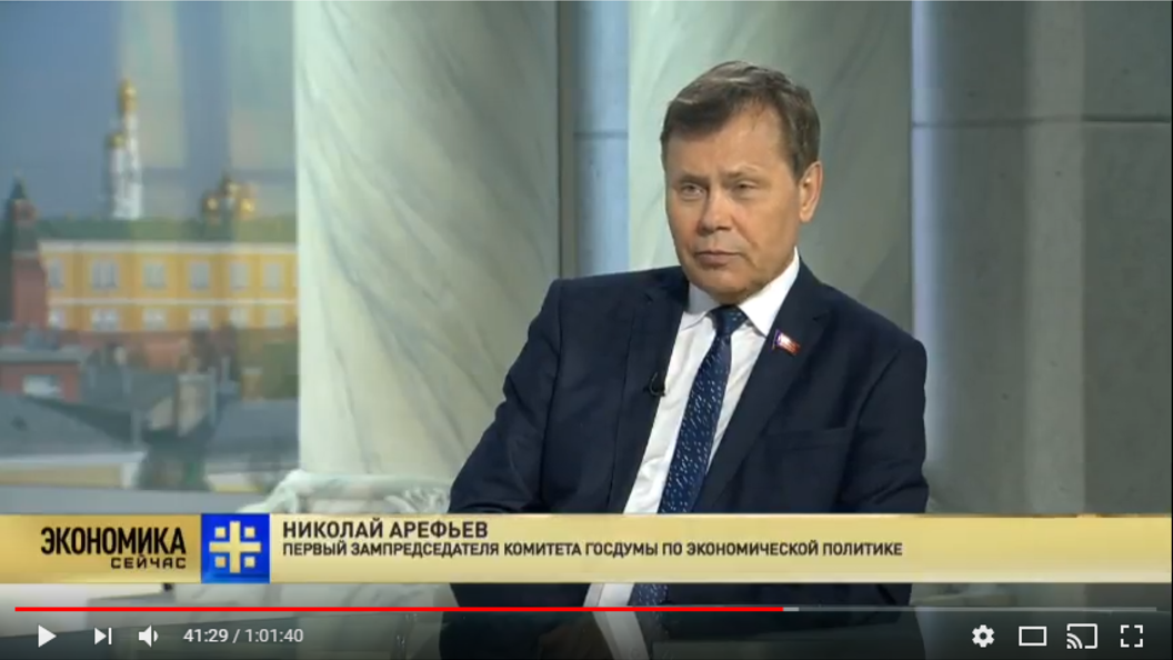 Медведев поблагодарил депутатов Государственной думы за6 лет совместной работы