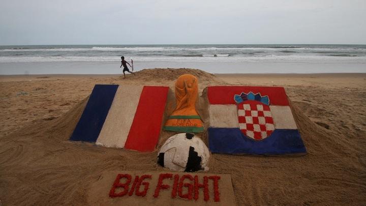 Франция - Хорватия: непредсказуемый финал