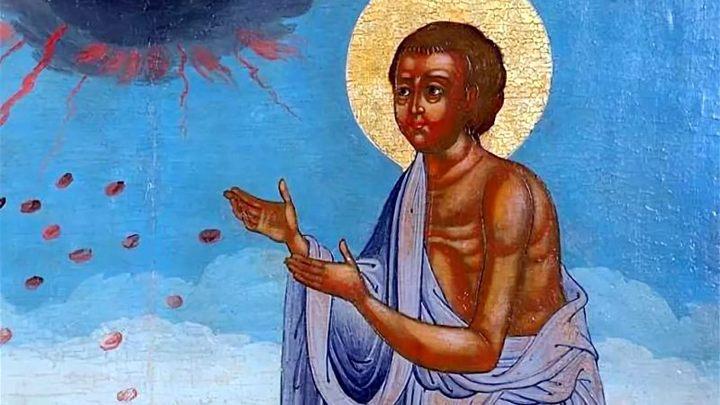 Преподобный Иоанн Устюжский