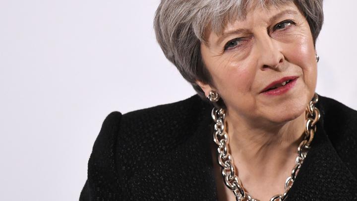 Сложности эфира: На секунду интернет поверил, что Великобритании больше нет