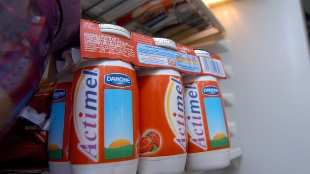 В молочной продукции Danone вновь были обнаружены антибиотики