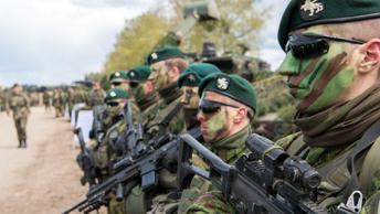 Барбаросса 2.0: НАТО открывает прибалтийский фронт