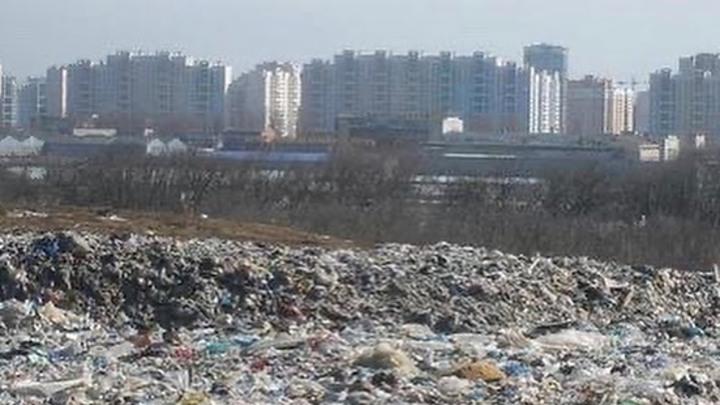 В Ростове-на-Дону продлили срок рекультивации главной свалки: Мусорка выросла вдвое