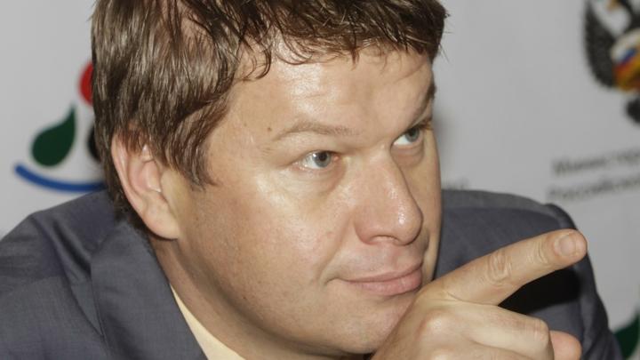 Я буду комментировать!: Губерниев резко ответил Устюгову на предложение заменить его на предстоящем ЧМ
